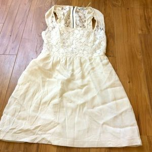 Kimchi Blue Lace Dress